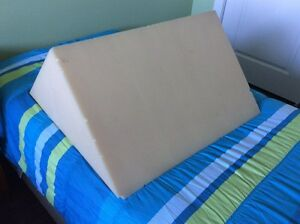 Large Foam triangle used in Massage Therapy St. John's Newfoundland image 2
