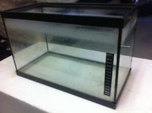 Fish tank/ Aquatium 16in/8in