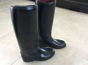 Aiken Rubber Riding Boot