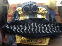 Child's fancy dress Wall-E outfit exc condition