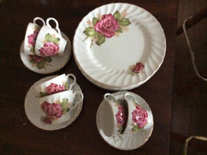 Princess Rose Dinnerware