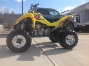 Mint 2006 Suzuki LTZ 400 Quadsport (has reverse)
