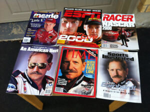 Many Collectible NASCAR Magazines From 1990's-2000's $45 For All