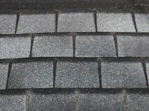 GAF Slateline Shingles 5 Tab Designer Antique/ GAF Timberline HD