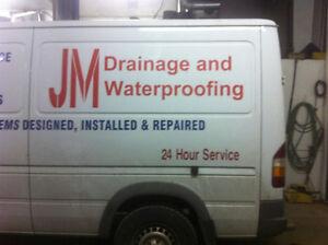 JM Drainage & Waterproofing London Ontario image 2