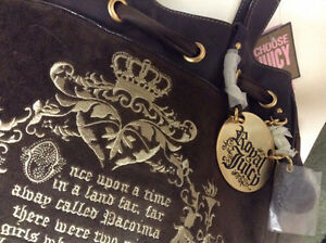 NEW w/tags: Authentic Juicy Couture Velour Daydreamer Bag/Purse London Ontario image 1