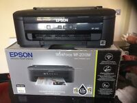 Epson WF-2010w inkjet printer as new
