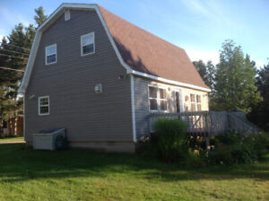 3 Bedroom Cottage on the Beautiful Northumberland Strait
