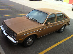 ON HOLD - 1980 Chevrolet Chevette $500