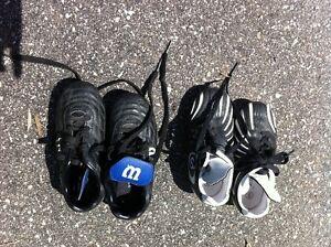Soccer shoes - Chaussures de soccer