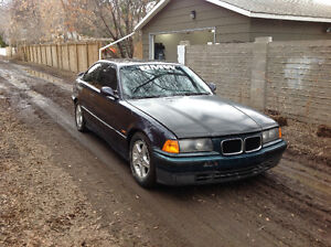1994 BMW 3-Series Coupe (2 door)