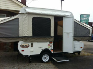 2013 10ft Tent Trailer