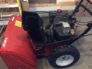 """MTD Yard Machines 8.5HP/26"""" Snowblower"""