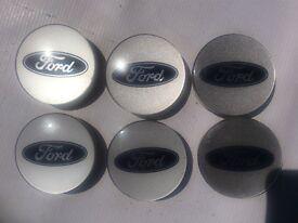 Ford center caps x6 £15