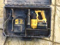 Dewalt 24V Hammer drill.