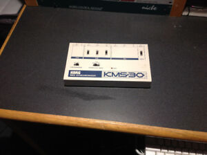 The Korg KMS-30 Midi Syncronizer MUST SELL TODAY!!!
