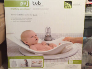 New Soft infant tub