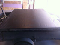TRUXEDO LEATHER TRUCK BOX COVER, FITS 99 to 07GMC/CHEVY 6.6'BOX