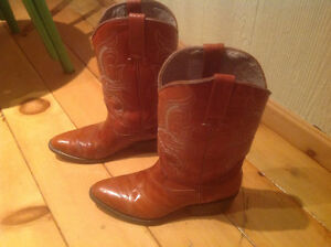 Authentic Mexican Leather Boots