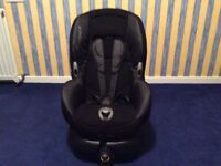 Baby car seat with Isofix for child 9 months to 4 years