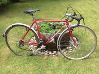 Handbuilt Nigel Dean Reynolds 531 racing touring bike