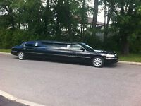 SERVICE DE LIMOUSINE MARRIAGE 2018
