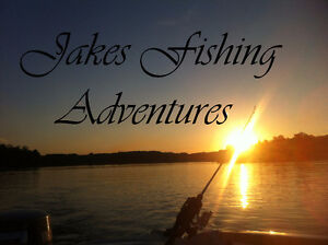 JAKE'S FISHING ADVENTURES (ICE FISHING NOW CLOSED FOR SEASON)