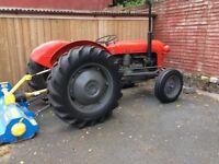 Vintage Massey Ferguson 35 SALE Tractor 4 Cylinder Immaculate