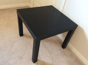 IKEA end tables & kids chairs & more