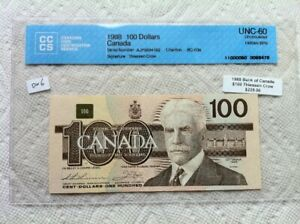 1988 One Hundred  UNC-60