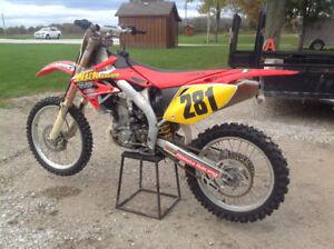 2007 450 CRF