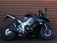 Kawasaki Z1000SX ABS 2012. Only 9248miles. Nationwide Delivery Available., used for sale  Stafford, Staffordshire