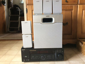 Sony STR-K50P 5.1 surround home theatre