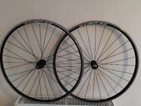 Mavic CXP 22 - 700c Bike Wheels - Very Lightweight - Superb Condition