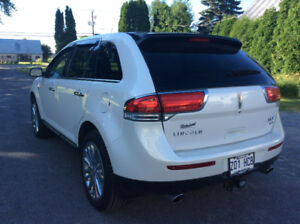 Lincoln MKX VUS