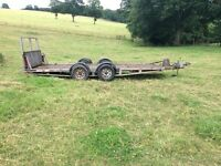 16x6 flat bed trailer