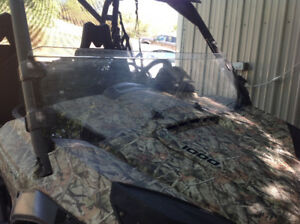 Can am 1/2 windshield for sale