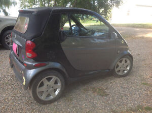 FOR SALE 2005 Smart For Two Convertible