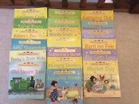 Usborne Farmyard Tale Learn to Read Children's Book Set