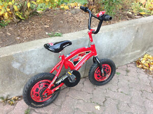 Disney Cars Bike in Excellent Condition