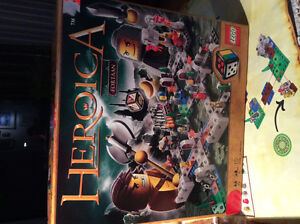 LEGO HEROICA 3860