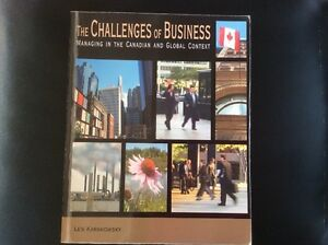 The Challenge of Business