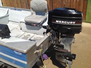 20hp Mercury Outboard Motor