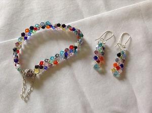Bracelet and earrings St. John's Newfoundland image 1