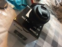 Canon 50mm STM 1.8 f. Portrait prime lens