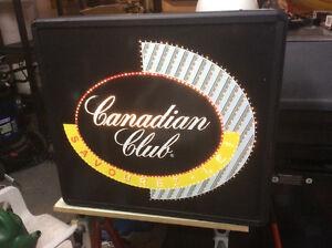 Pub bar dj fibre optique