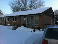 Room for rent in 3 bedroom basement apartment