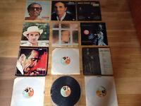 Vinyles Aznavour 6 33 trs simple et coffret de 4 vinyles