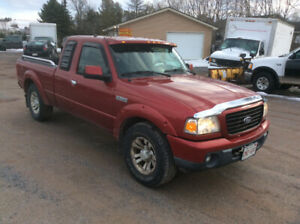 2008 ford ranger 4x4 sport ,year powertrain Warranty $5500.00