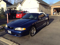 1997 Ford Mustang 4.6GT Convertible